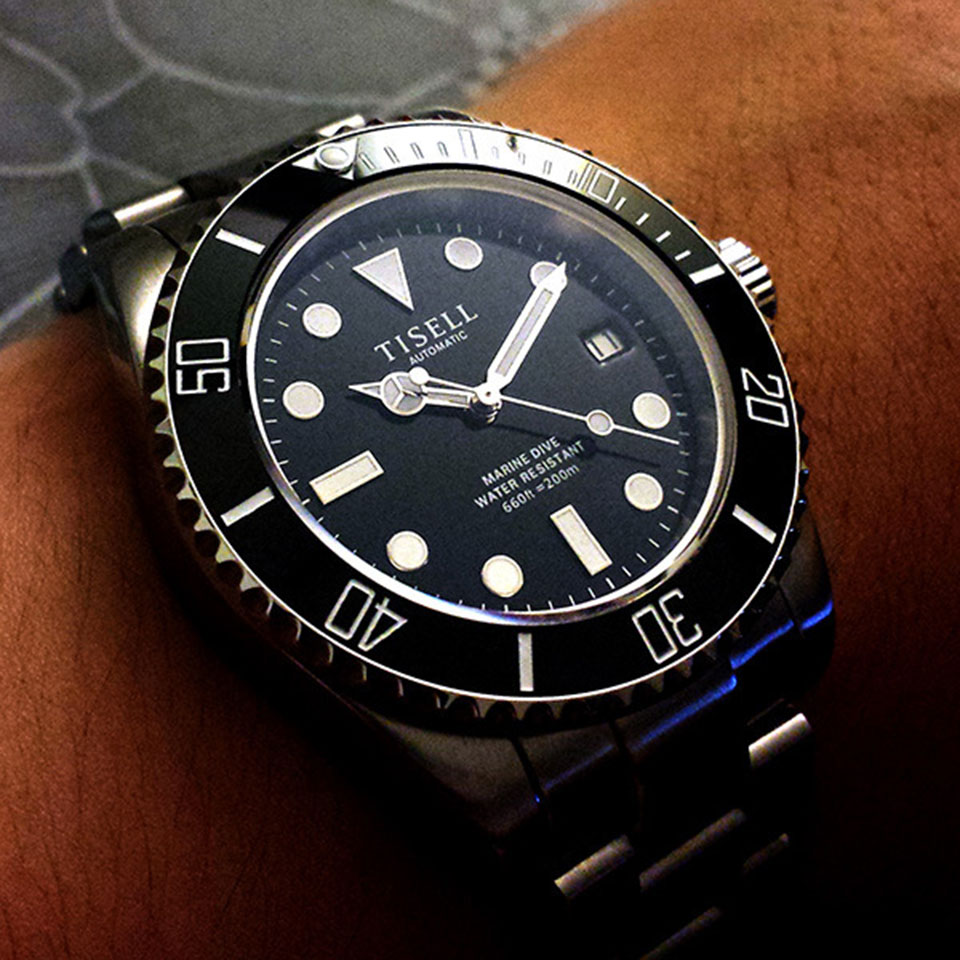 Tisell Sub |Affordable Dive Watches
