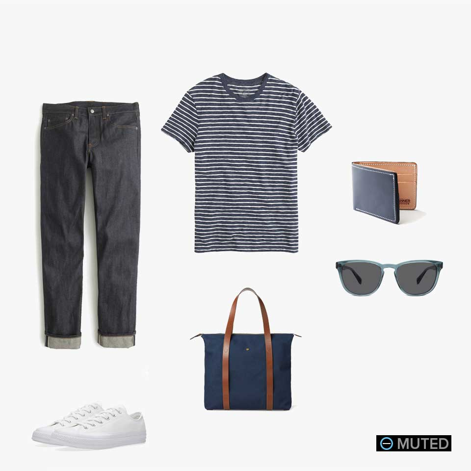 muted mens outfit ideas #21