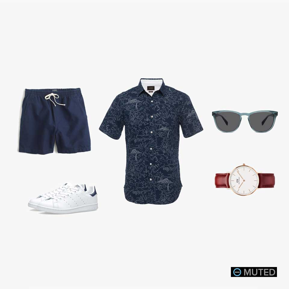 muted mens outfit ideas #26