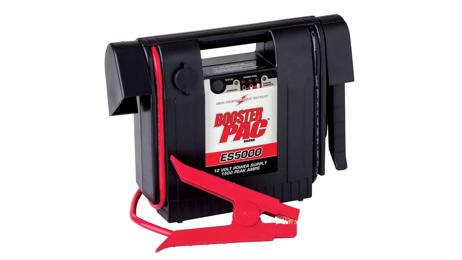 Booster PAC ES5000 Jump Starter | gifts for men | gifts for drivers