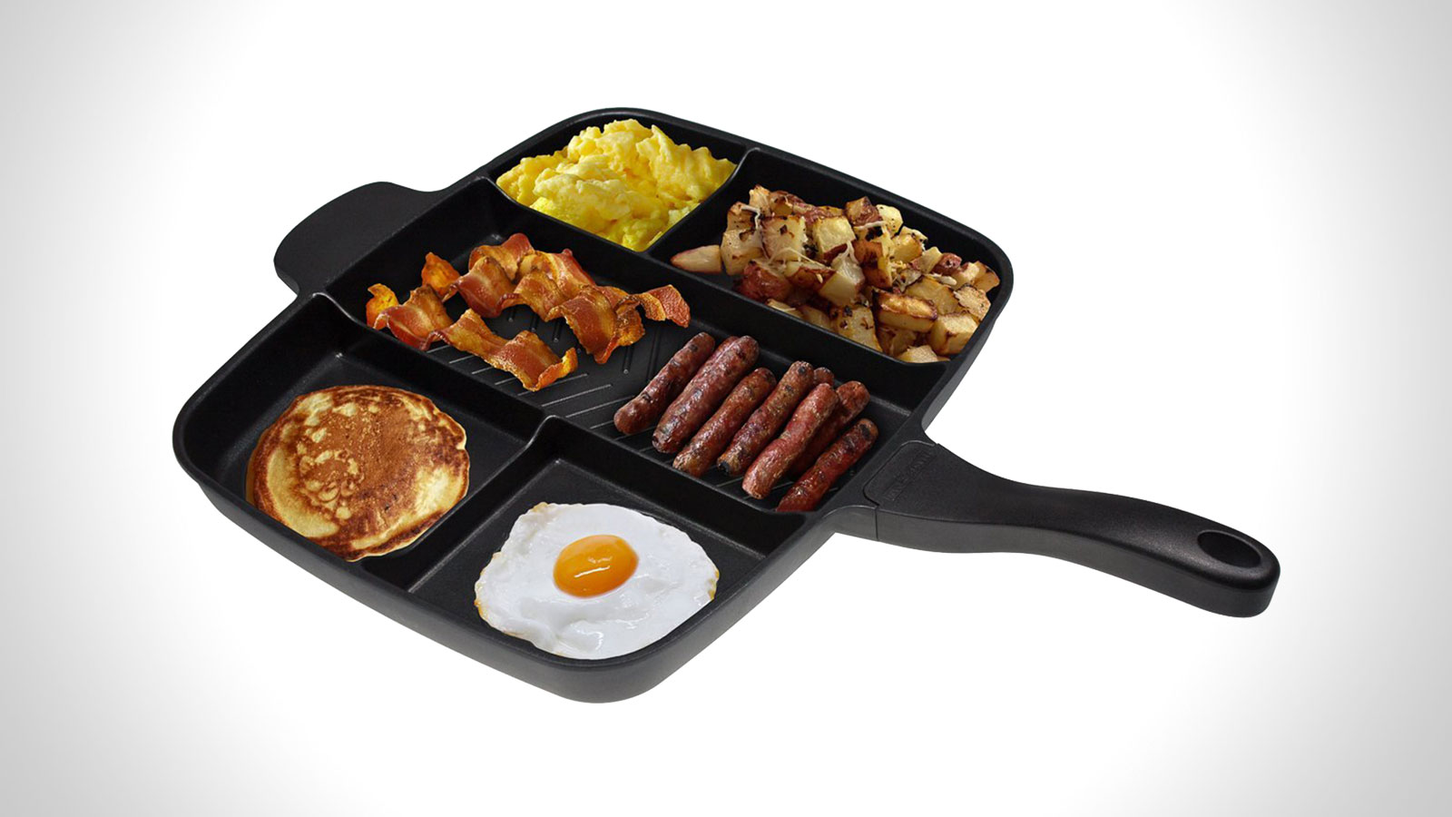 MASTER PAN DIVIDED NON-STICK SKILLET