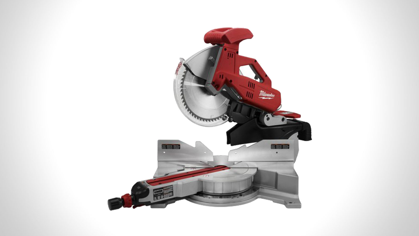 """Milwaukee 12"""" Dual Bevel Miter Saw   gifts for men   the best tool gift ideas"""