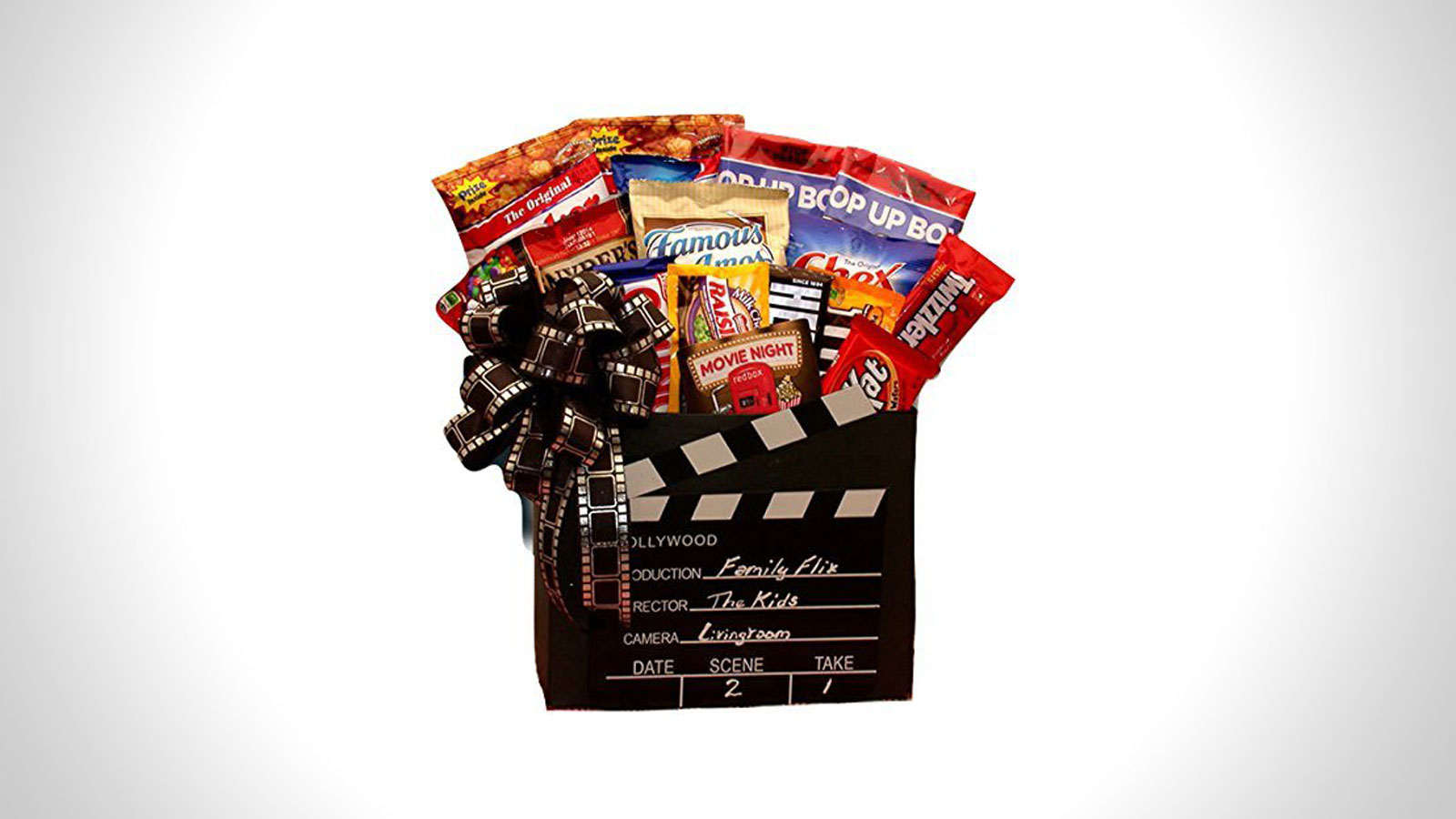 Give Him a Movie Night Gift Basket | Gifts For Men | Gift Baskets For Men