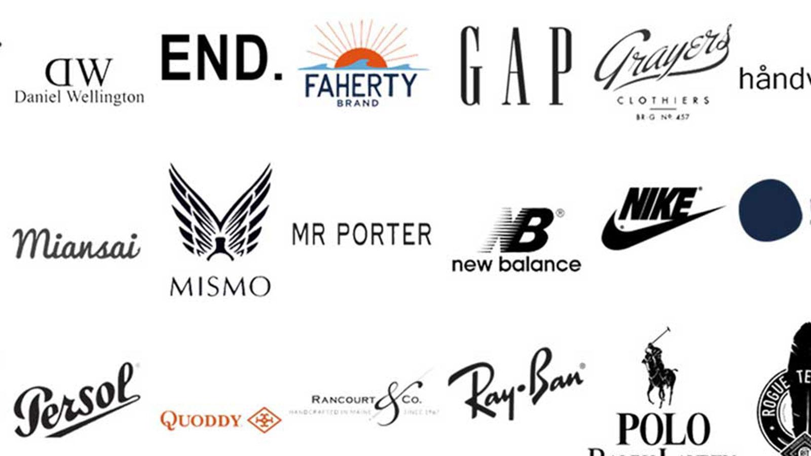 Men clothing brands online