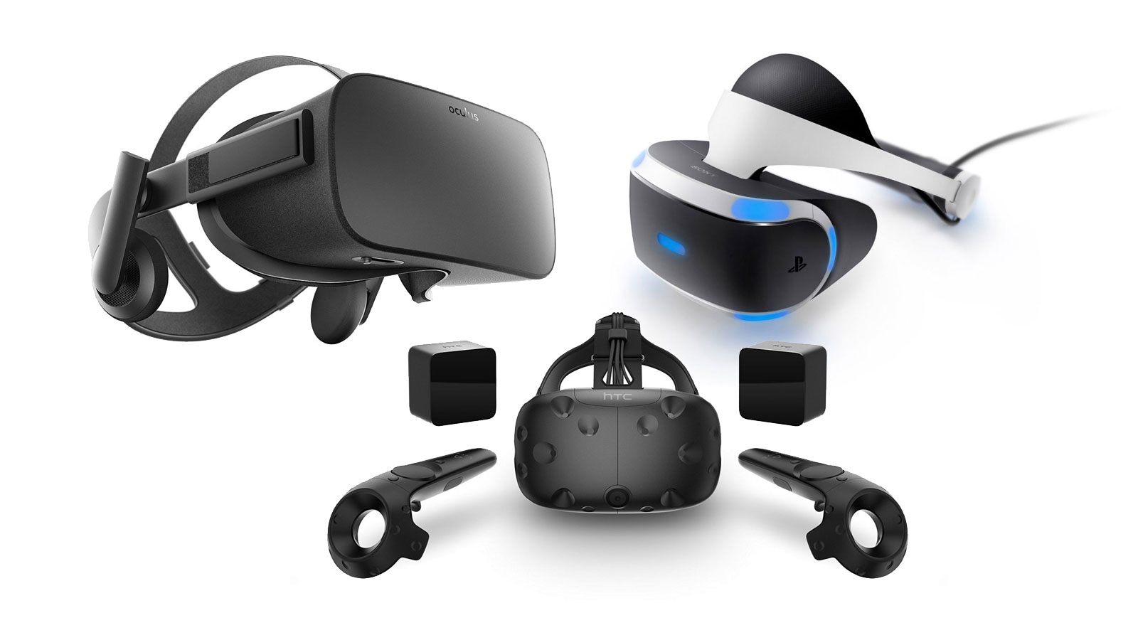 Oculus Rift vs HTC Vive vs Playstation VR  | GIFTS FOR MEN: THE | BEST GIFTS FOR TECHIES