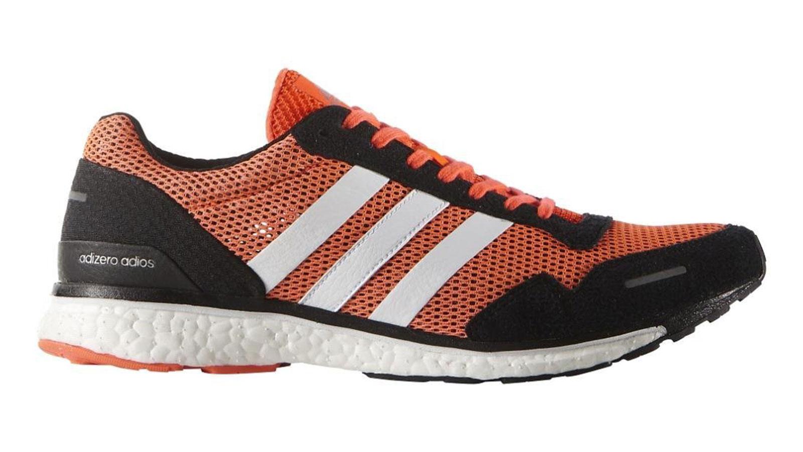 Adidas Adizero Adios 3 Men's Running Shoe | best running shoes for men