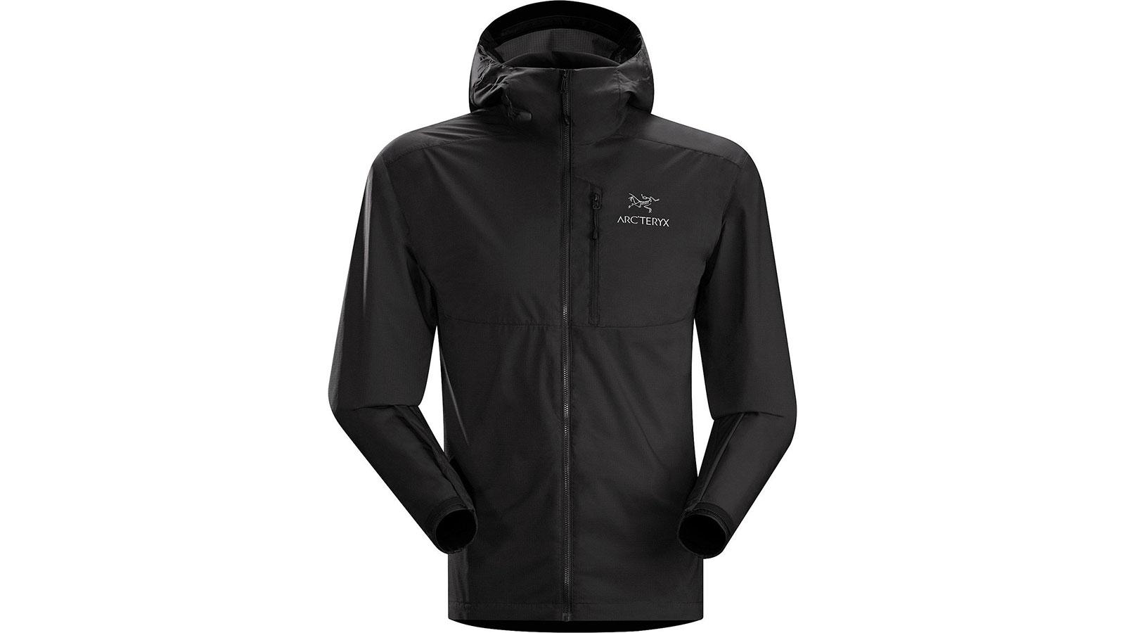 Arc'teryx Squamish Hoody Men's Windbreaker Jacket   the best men's windbreakr jackets