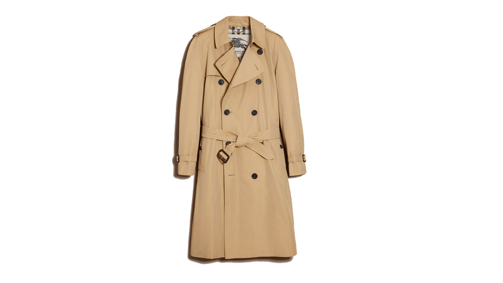 Burberry Mens Westminster Trench Coat   The Best Men's Trench Coats
