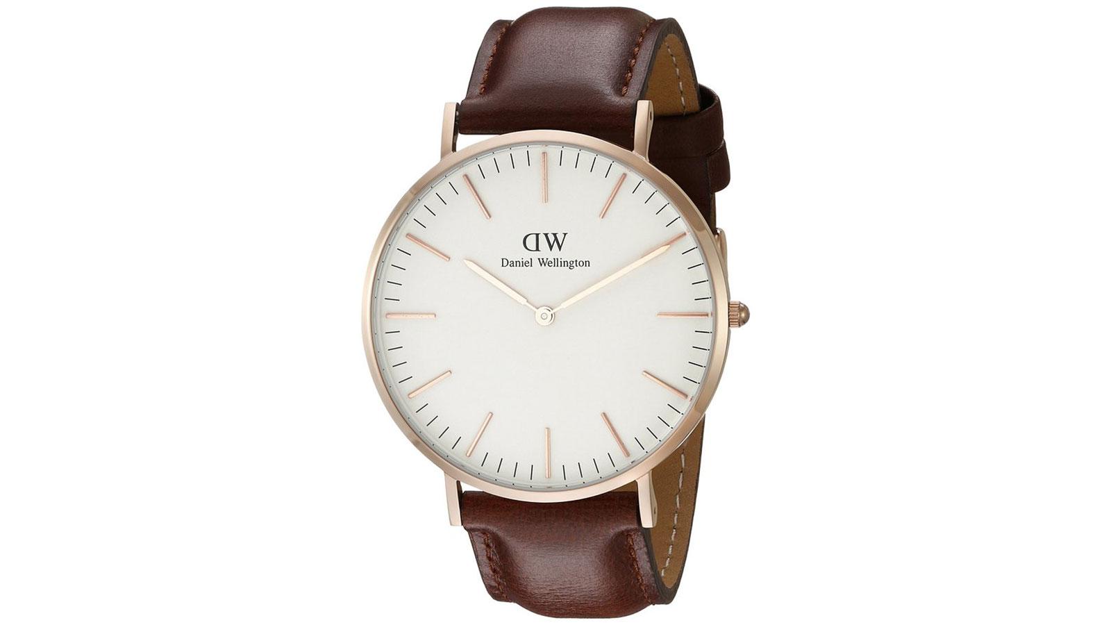 Daniel Wellington Men's Sheffield   the best men's watches under $200
