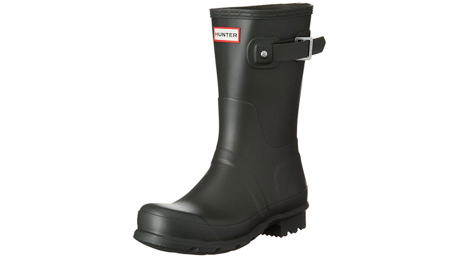 Hunter Original Short Men's Rain Boot | the best men's rain boots
