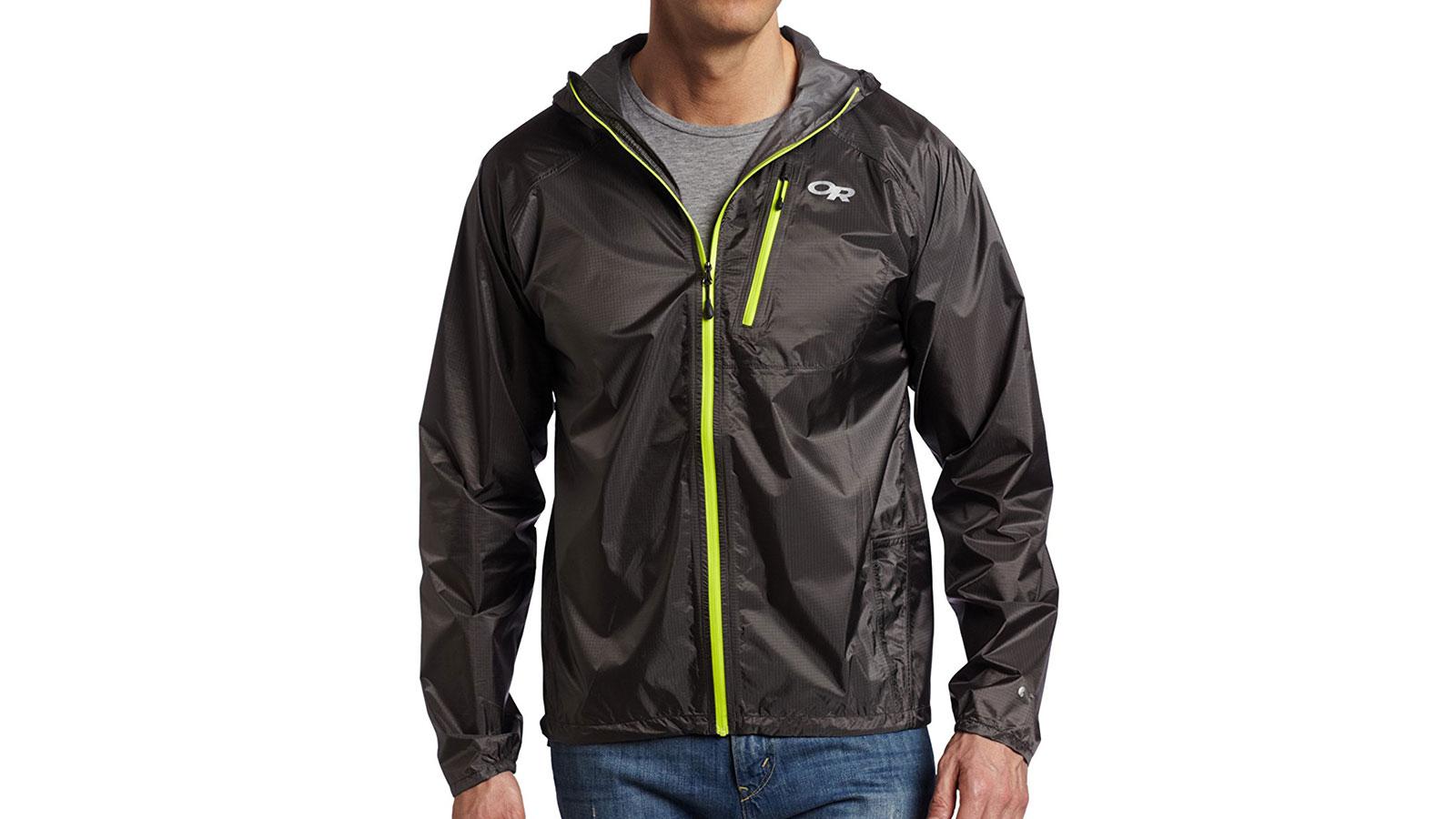Outdoor Research Helium II Men's Windbreaker Jacket   the best men's windbreakr jackets