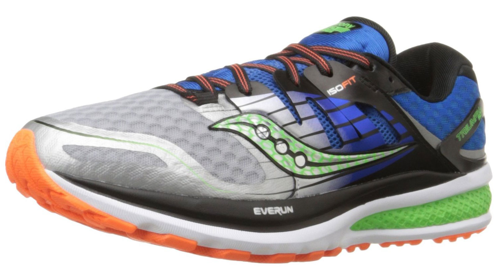Saucony Triumph ISO 2 Men's Running Shoe | best running shoes for men