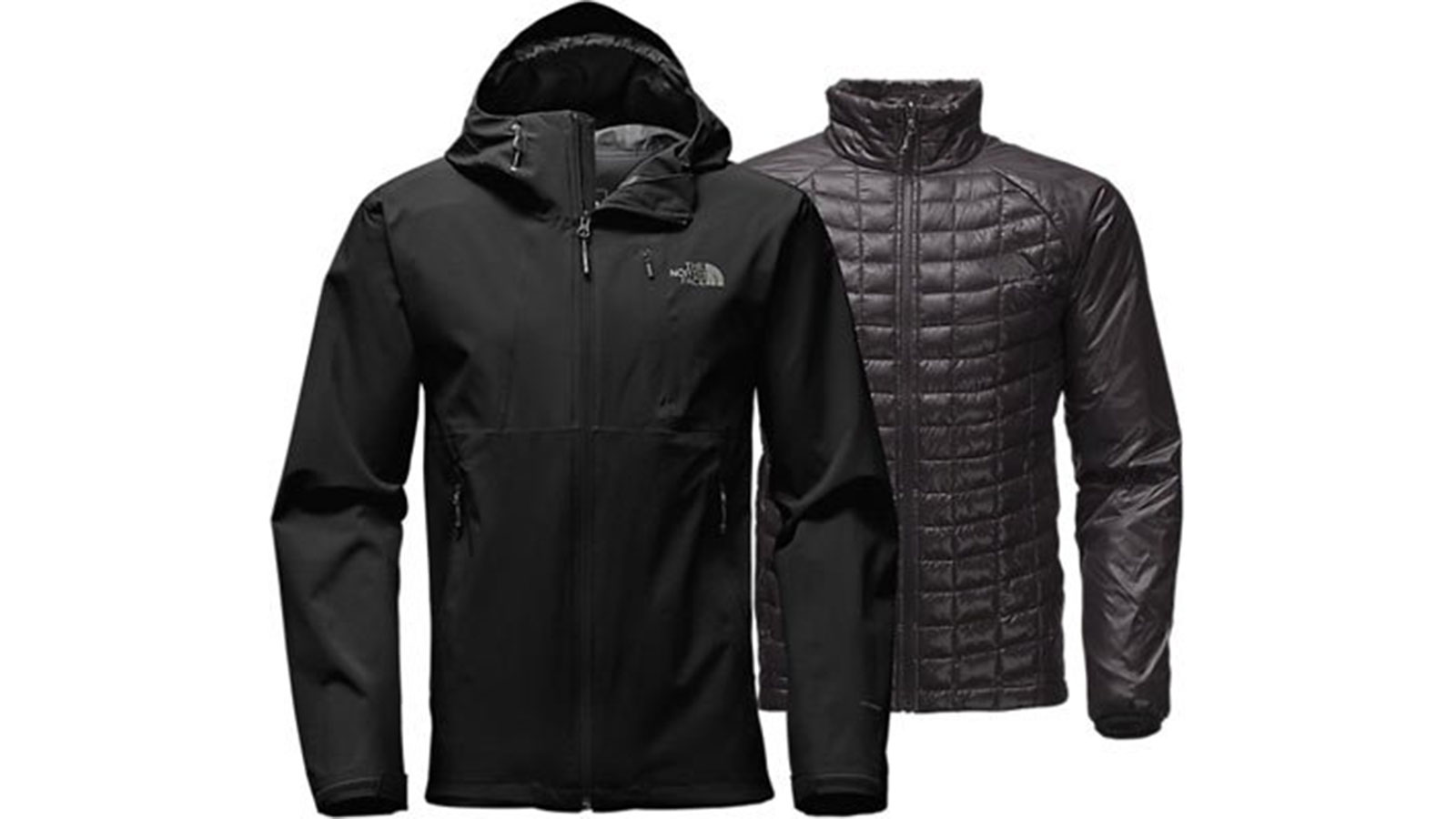 3-in-1 North Face Thermoball Triclimate Men's Ski Jacket | The Best Men's Ski Jackets