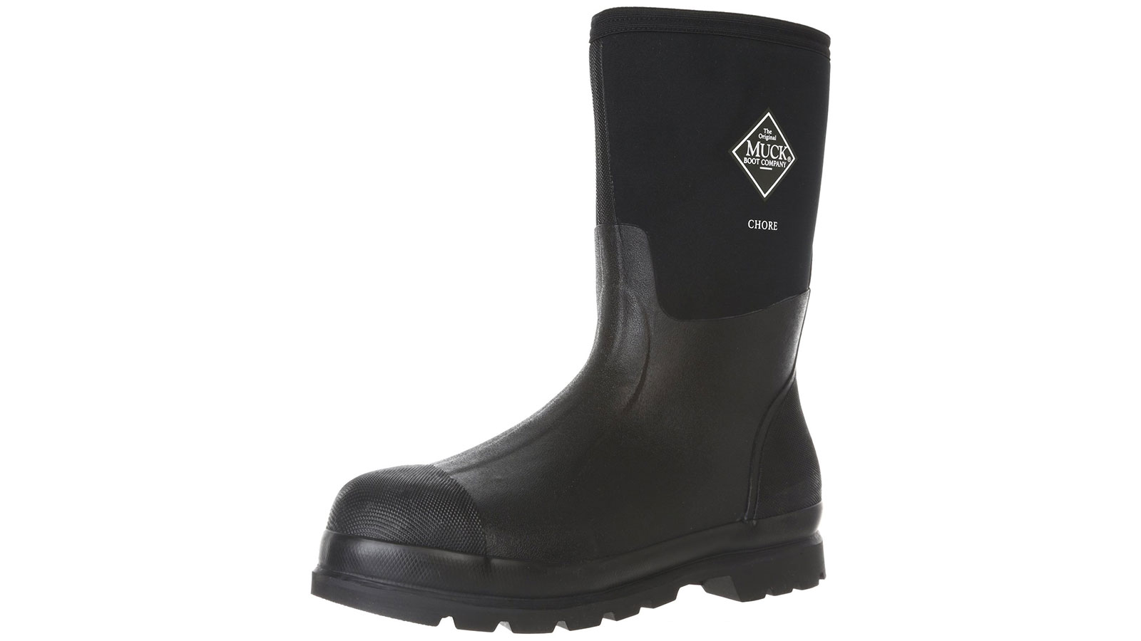 The Original MuckBoots Adult Chore Mid Men's Rain Boot | the best men's rain boots