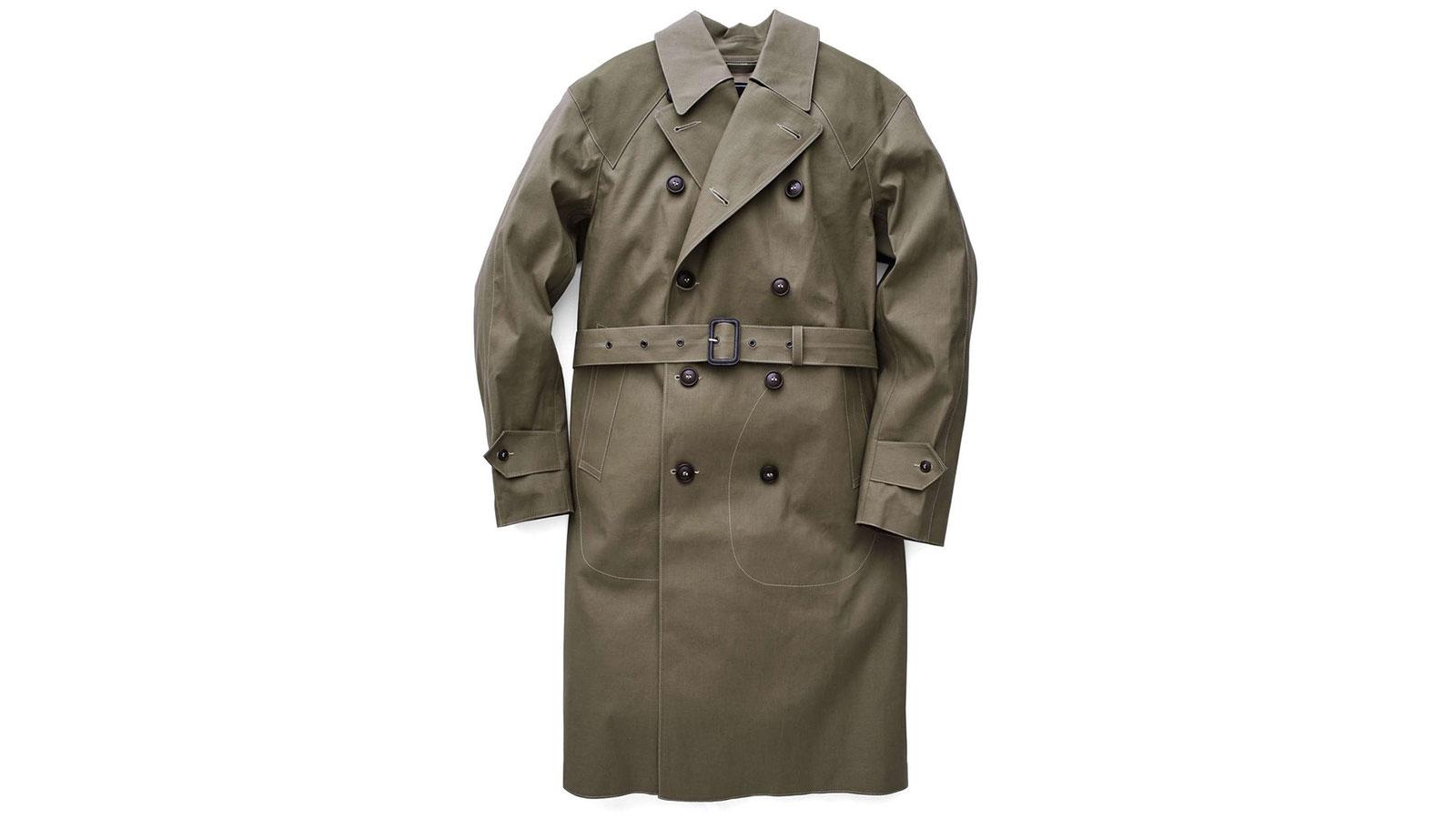 Todd Snyder Men's Trench Coats   The Best Men's Trench Coats