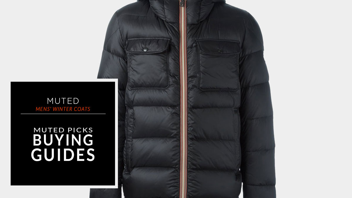 Best Mens Winter Coats
