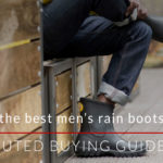 the best men's rain boots