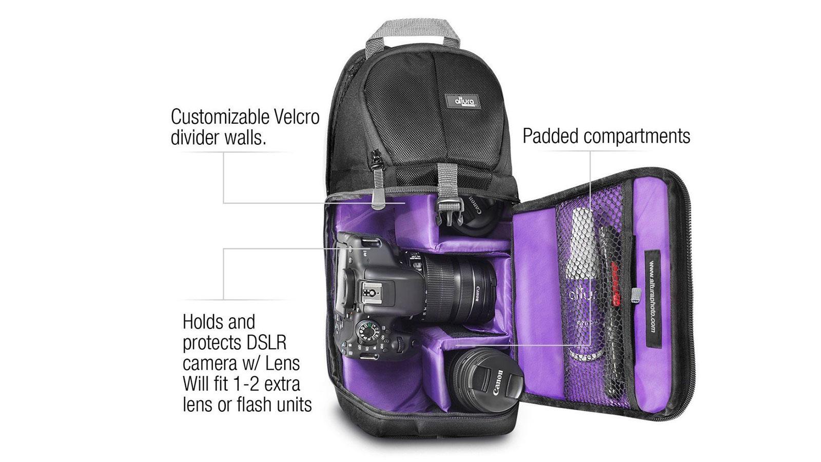 Altura Photo Camera Sling Backpack | best sling backpack