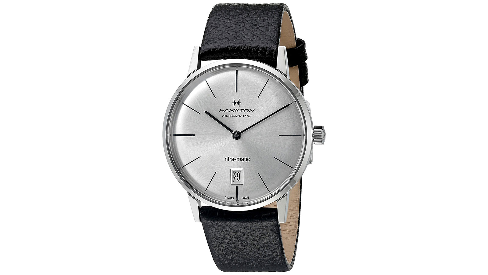 Hamilton Intra-Matic Men's Watch | best men's watches under $1000
