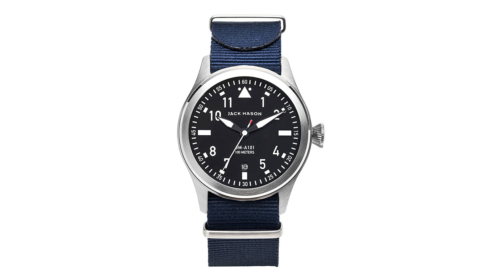 Jack Mason Aviator 3 Hand Watch | best men's watches under $300