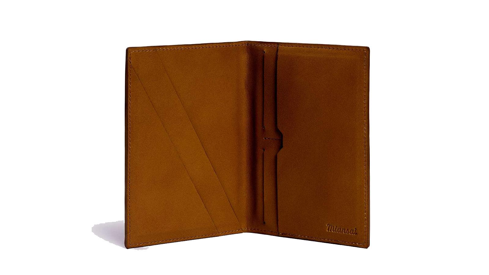 Miansai Modern Passport Wallet | best passport holders for men