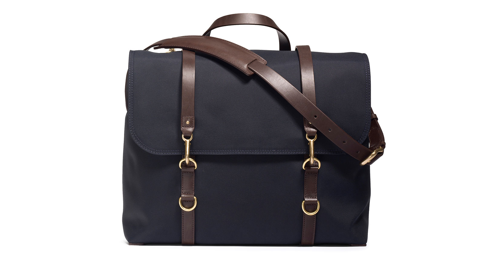 Mismo Minimalist Messenger Bag | best messenger bags for men