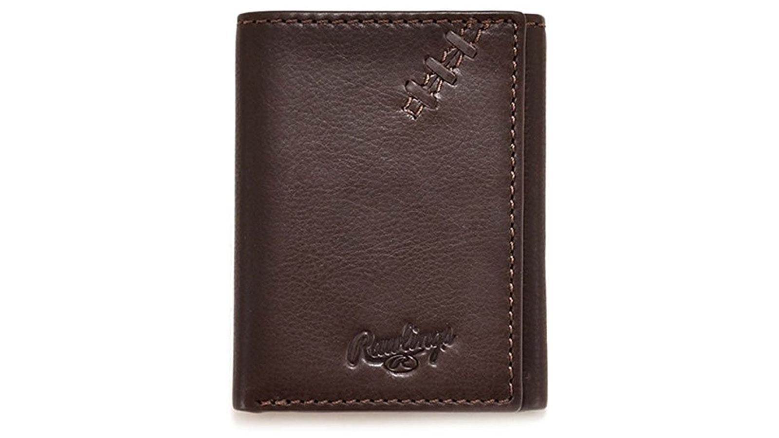 Rawlings Men's Legacy Trifold Wallet | best men's trifold wallets