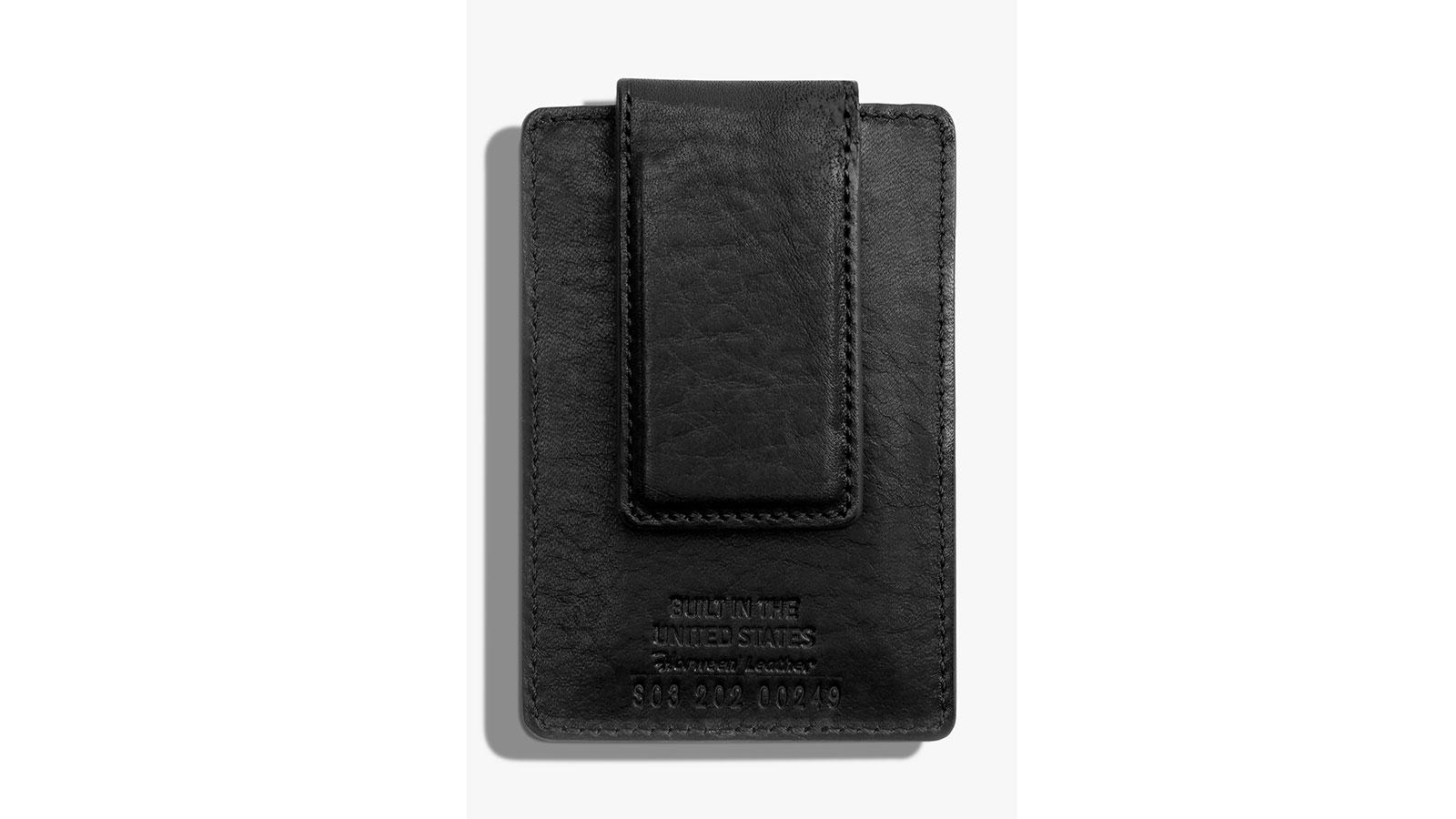 Shinola Magnetic Money Clip | best money clip