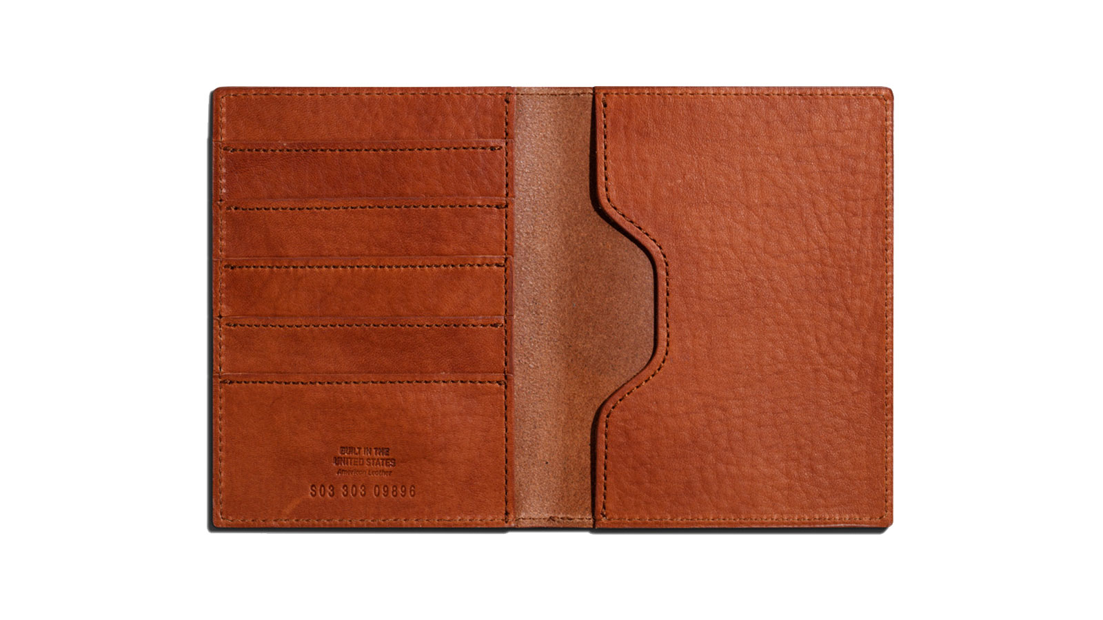 Shinola Passport Wallet | best passport holders for men