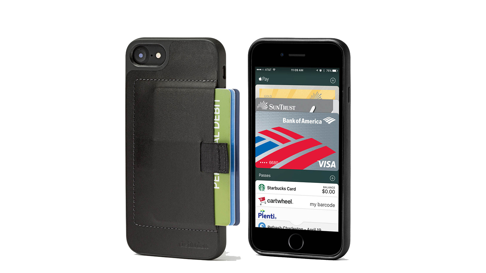 Distil Union iPhone Wally Case Wallet | cool mens wallets