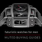 futuristic watches for men