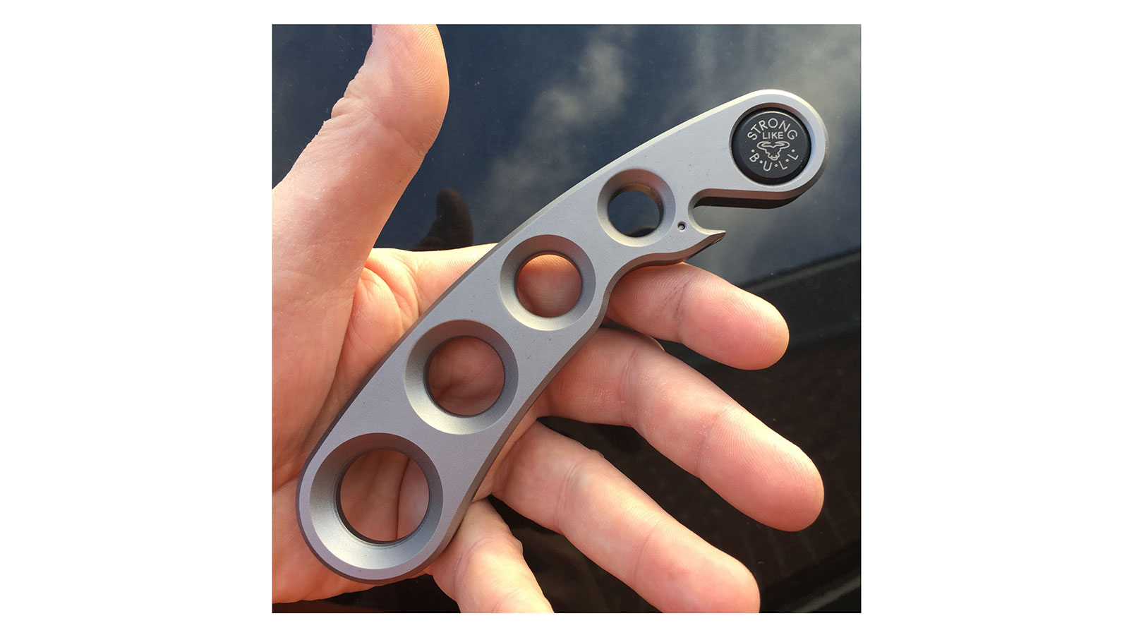>Strong Like Bull Bottle Opener | cool bottle openers for men