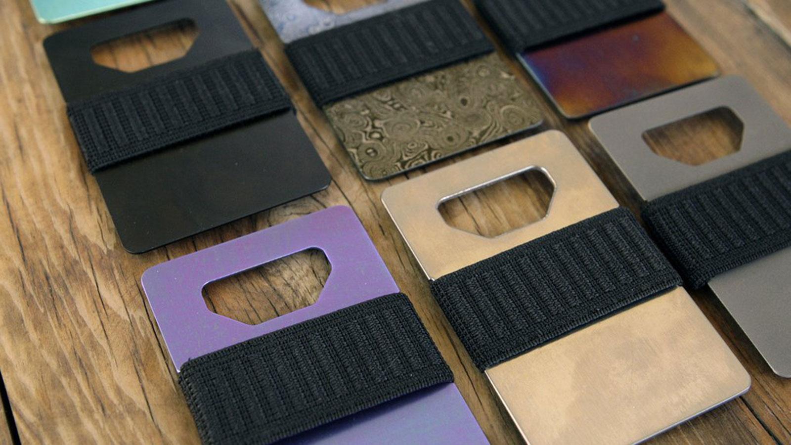 Spine Metal Wallet | best metal wallet
