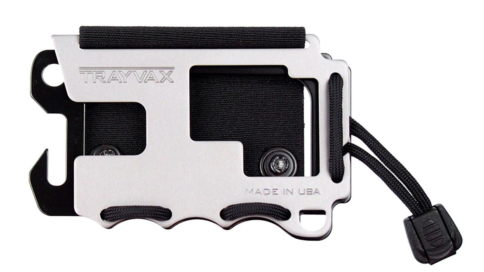 Trayvax Original Metal Wallet | best metal wallet