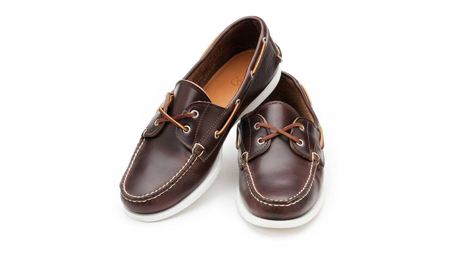 Rancourt & Company Men's Read Boat Shoe   best mens boat shoes