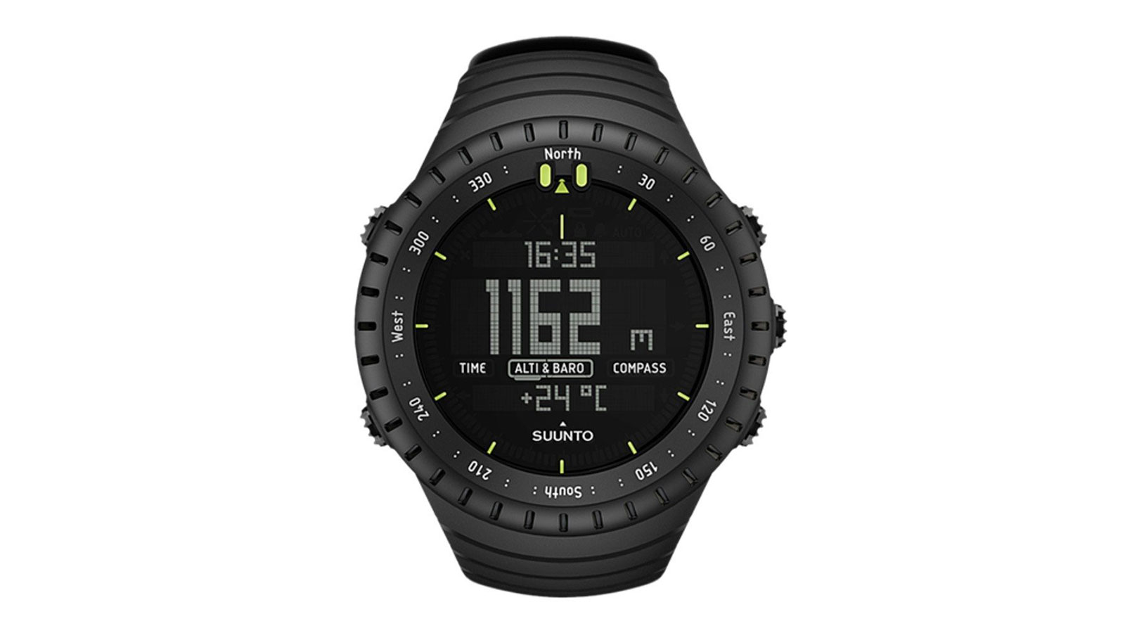 Suunto Core Tactical Watch | best tactical watches for men