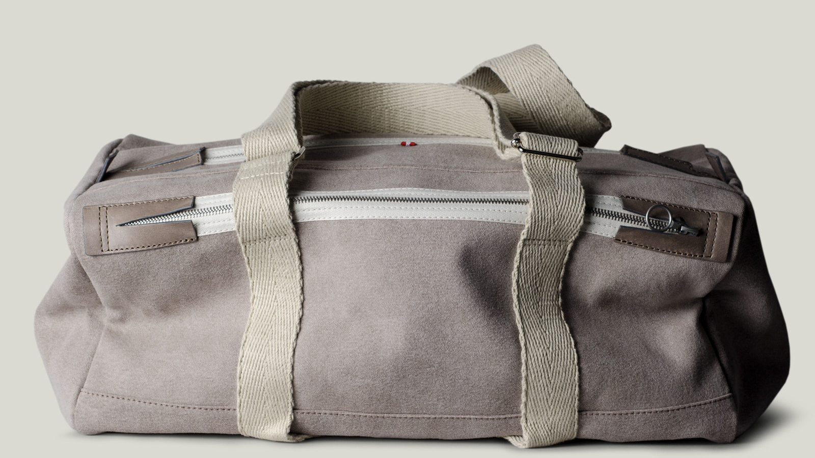 Hardgraft Game Gym Bag Off Grey