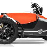 DEUS EX MACHINA D-SIDE MOTORCYCLE