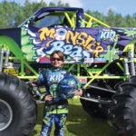 Mini Monster Truck