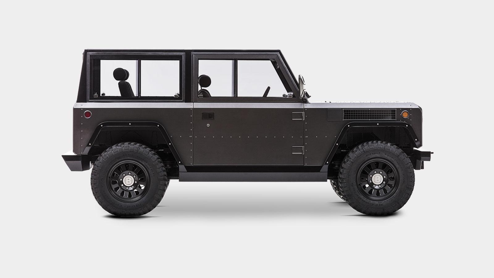 Overfinch 40th Anniversary Defender Muted