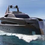 Gotham Project Super Yacht