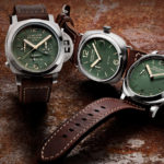 Panerai Green Dial Collection