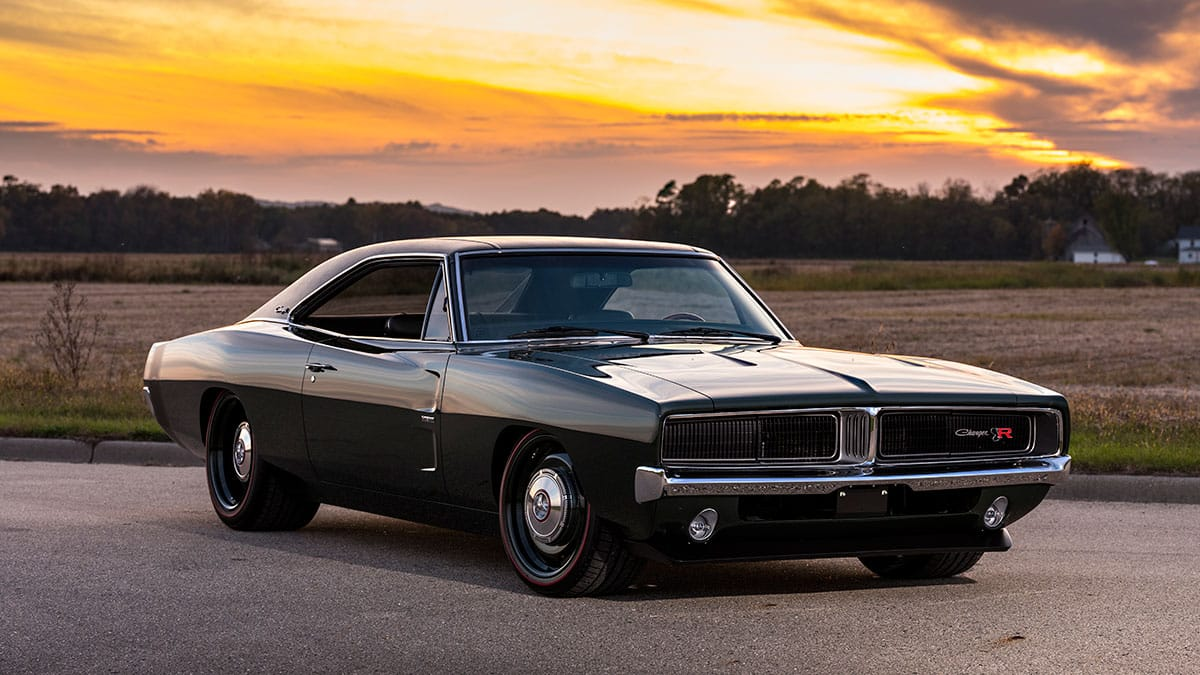 """Defector"" 1969 Dodge Charger"