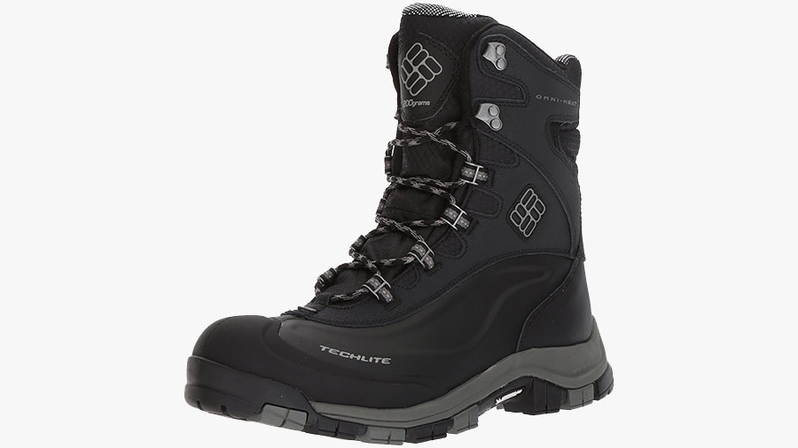 Columbia Best Mens Winter Boots For Extreme Cold Weather