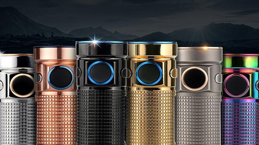 Olight S MINI Cree XM-L2 Cool White Flashlight