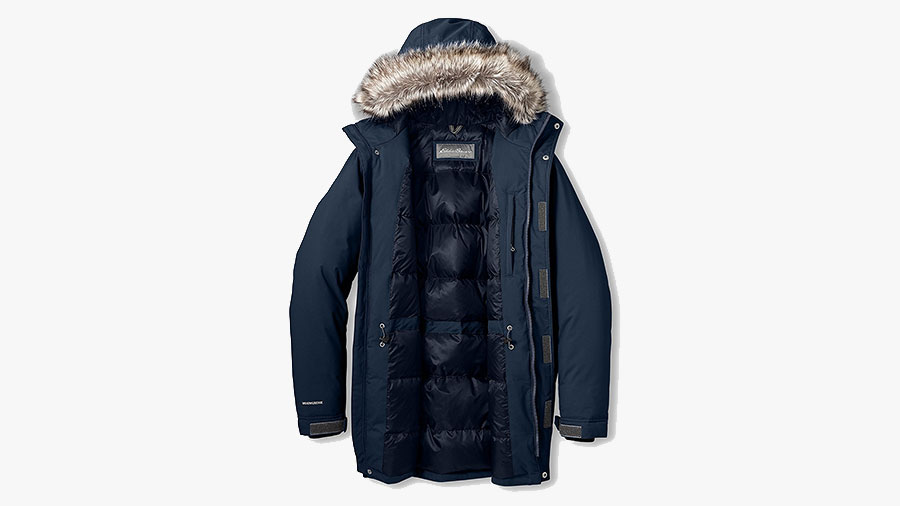 best mens winter parka by eddie bauer