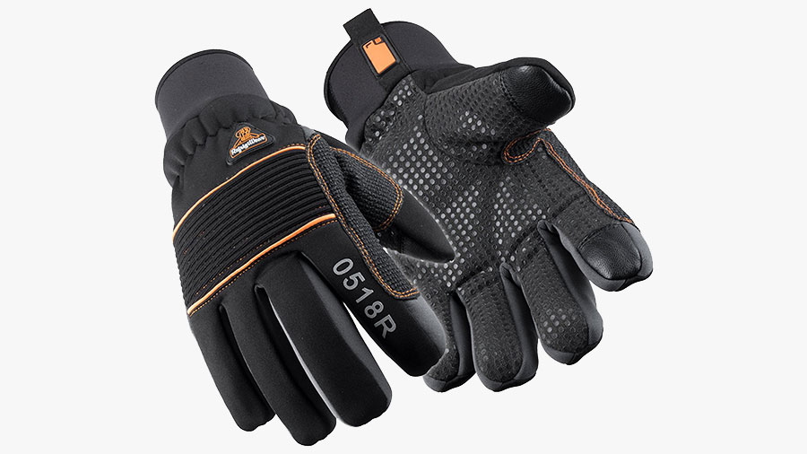 best mens winter gloves extreme cold by RefrigiWear