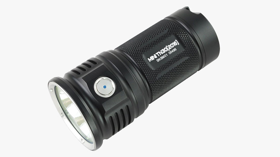 brightest flashlights available by thrunite