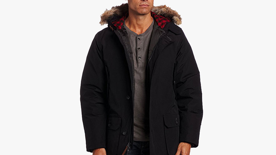best mens winter parka by woolrich