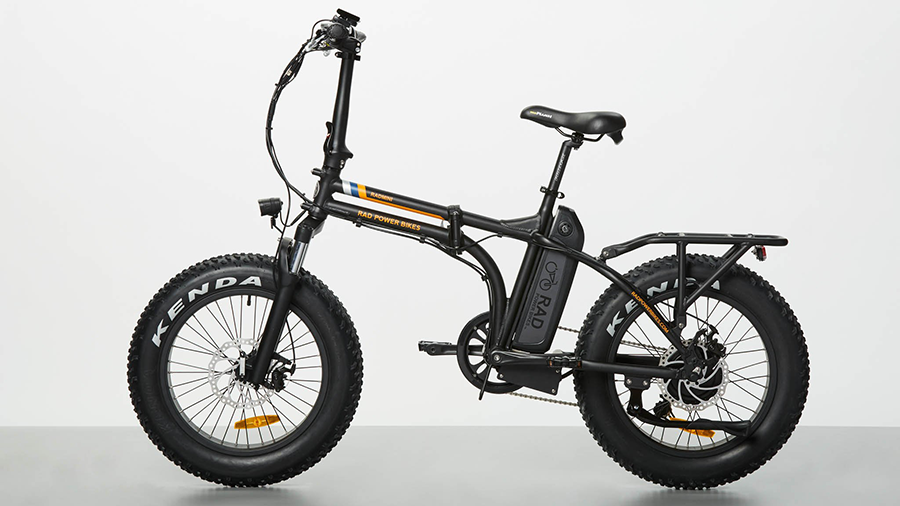 RadMini Electric Folding Fat Bike